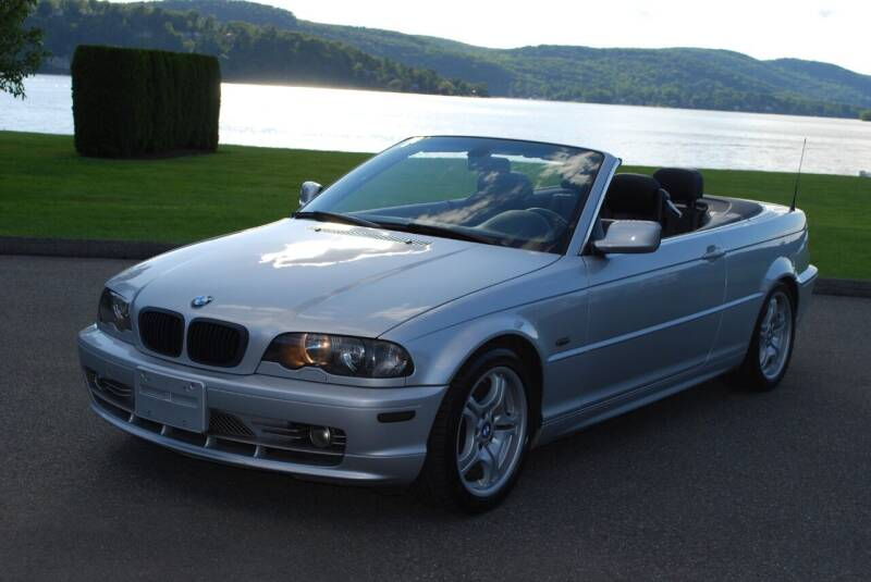 2001 BMW 3 Series for sale at New Milford Motors in New Milford CT