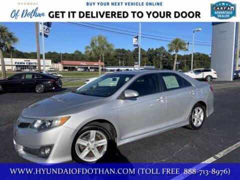 2012 Toyota Camry for sale at Mike Schmitz Automotive Group in Dothan AL