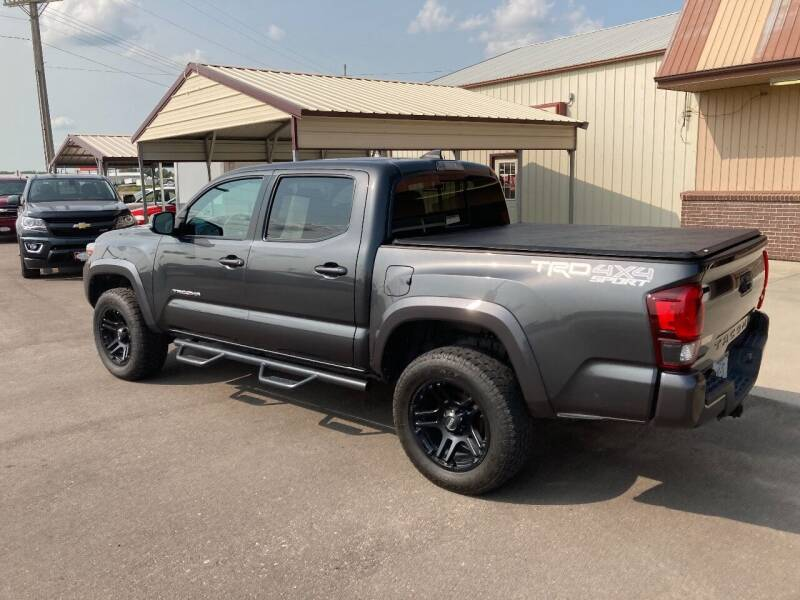 2018 Toyota Tacoma for sale at Fiala Automotive in Howells NE