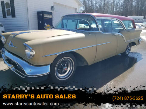 1957 Oldsmobile Fiesta for sale at STARRY'S AUTO SALES in New Alexandria PA