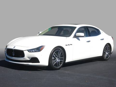 2015 Maserati Ghibli for sale at Always Approved Autos in Tampa FL