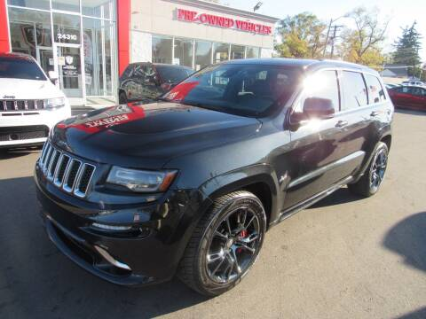 2014 Jeep Grand Cherokee for sale at Twins Auto Sales Inc in Detroit MI