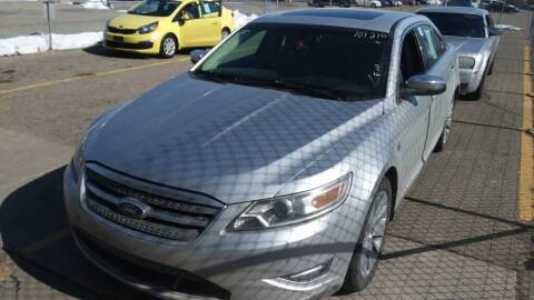 2011 Ford Taurus for sale at Cj king of car loans/JJ's Best Auto Sales in Troy MI