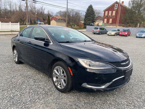 2016 Chrysler 200 for sale at McNamara Auto Sales - Red Lion Lot in Red Lion PA