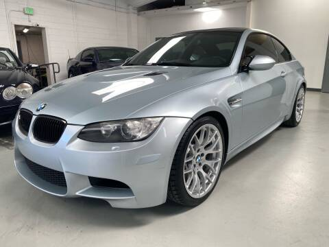 2011 BMW M3 for sale at Mag Motor Company in Walnut Creek CA