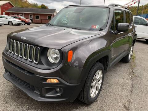 2018 Jeep Renegade for sale at Turner's Inc in Weston WV