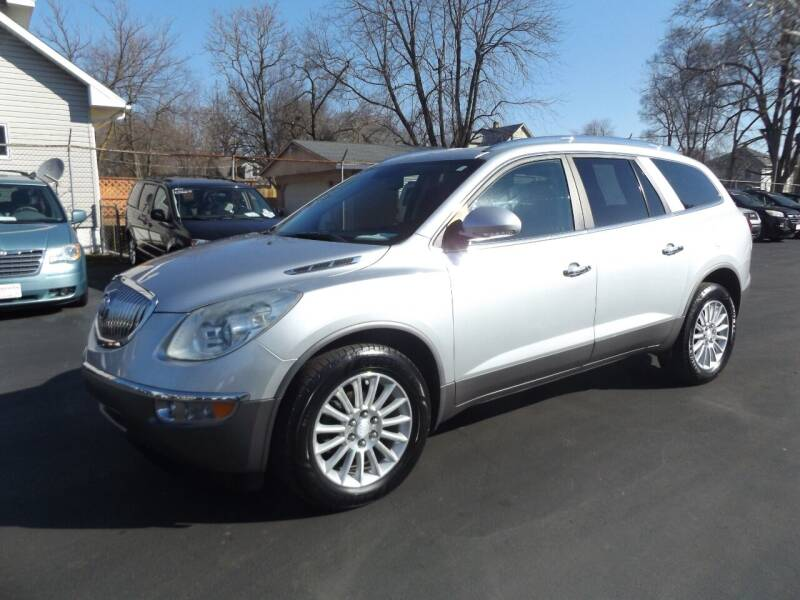 2011 Buick Enclave for sale at Goodman Auto Sales in Lima OH