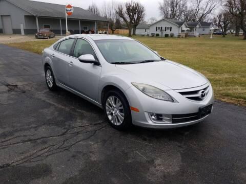 2010 Mazda MAZDA6 for sale at CALDERONE CAR & TRUCK in Whiteland IN