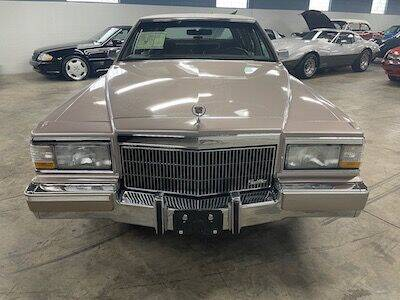 1991 Cadillac Brougham for sale at MICHAEL'S AUTO SALES in Mount Clemens MI