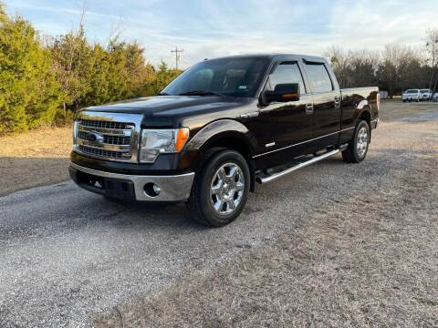 2013 Ford F-150 for sale at The Car Shed in Burleson TX