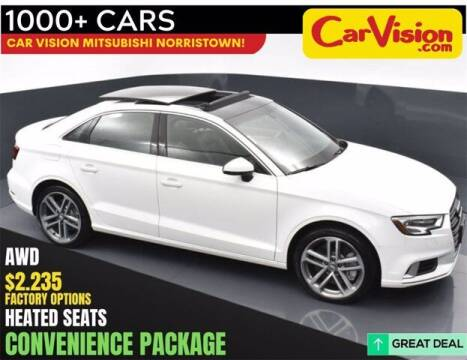 2019 Audi A3 for sale at Car Vision Buying Center in Norristown PA