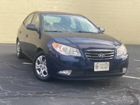 2010 Hyundai Elantra for sale at Top Tier Motors  LLC in Colonial Heights VA