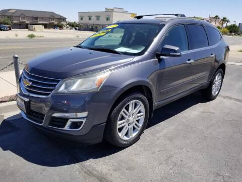 2013 Chevrolet Traverse for sale at Vin - Mar Auto in Victorville CA