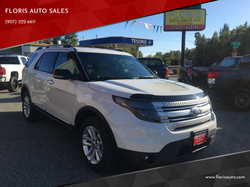 2011 Ford Explorer for sale at FLORIS AUTO SALES in Anchorage AK