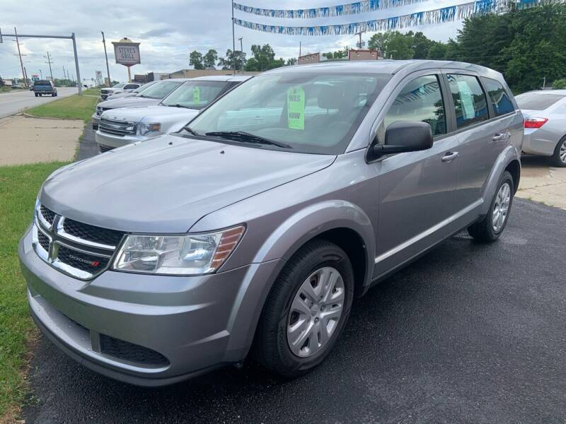 2015 Dodge Journey for sale at GENE AND TONYS DEMOTTE AUTO SALES in Demotte IN
