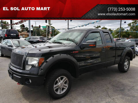 2010 Ford F-150 for sale at EL SOL AUTO MART in Franklin Park IL
