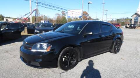 2014 Dodge Avenger for sale at Minden Autoplex in Minden LA