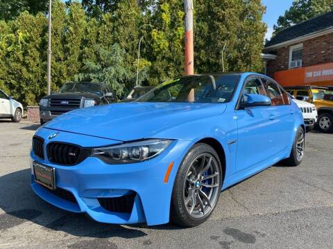 2018 BMW M3 for sale at The Car House in Butler NJ
