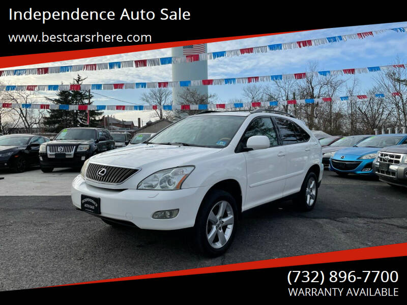 2006 Lexus RX 330 for sale at Independence Auto Sale in Bordentown NJ