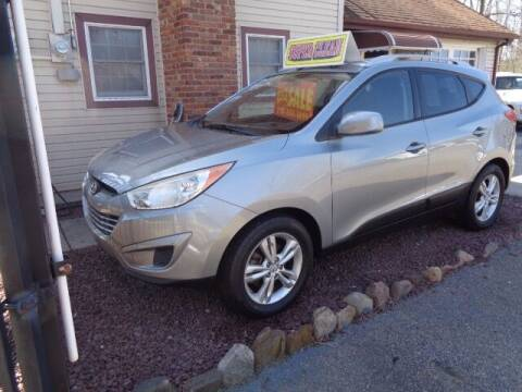 2011 Hyundai Tucson for sale at MR DS AUTOMOBILES INC in Staten Island NY