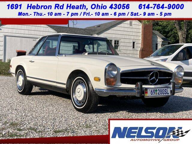 1969 Mercedes-Benz 280-Class for sale in Heath, OH