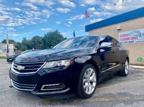 2019 Chevrolet Impala for sale at Sunny Florida Cars in Bradenton FL