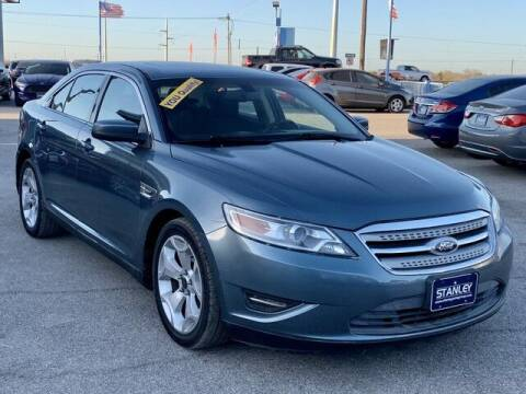 2010 Ford Taurus for sale at Stanley Direct Auto in Mesquite TX
