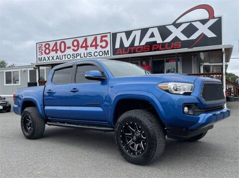 2016 Toyota Tacoma for sale at Maxx Autos Plus in Puyallup WA