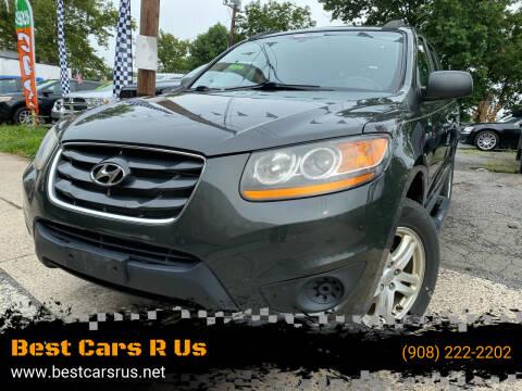 2010 Hyundai Santa Fe for sale at Best Cars R Us in Plainfield NJ