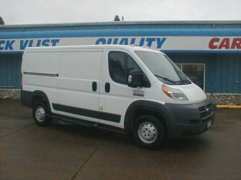2015 RAM ProMaster Cargo for sale at Dick Vlist Motors, Inc. in Port Orchard WA