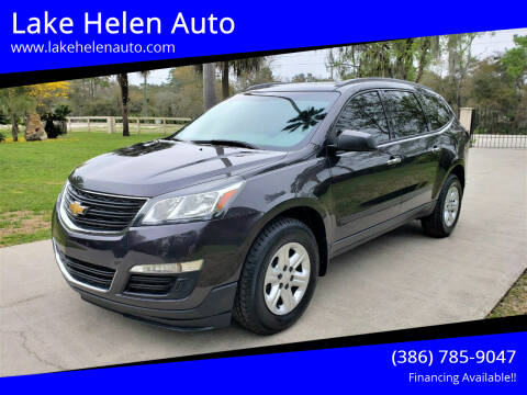 2015 Chevrolet Traverse for sale at Lake Helen Auto in Lake Helen FL