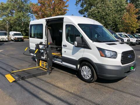 2015 Ford Transit Passenger for sale at iCar Auto Sales in Howell NJ