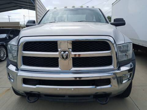 2015 RAM Ram Chassis 5500 for sale at Auto Haus Imports in Grand Prairie TX