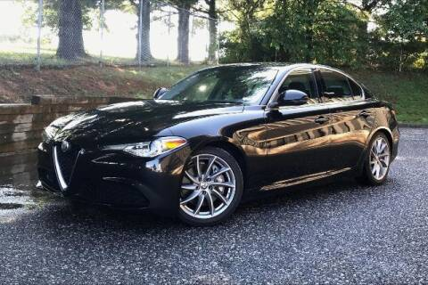 2017 Alfa Romeo Giulia for sale at TRUST AUTO in Sykesville MD