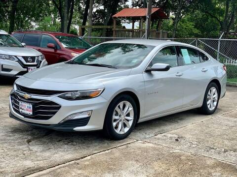 2020 Chevrolet Malibu for sale at USA Car Sales in Houston TX
