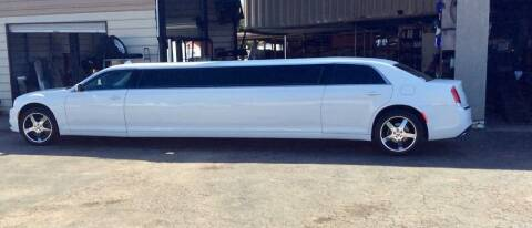 2015 Chrysler 300 for sale at Limo World Inc. in Seminole FL