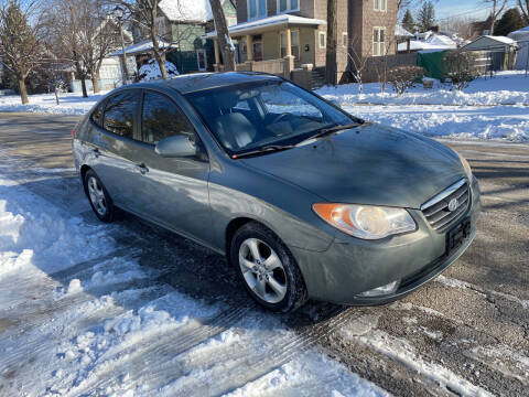2009 Hyundai Elantra for sale at RIVER AUTO SALES CORP in Maywood IL