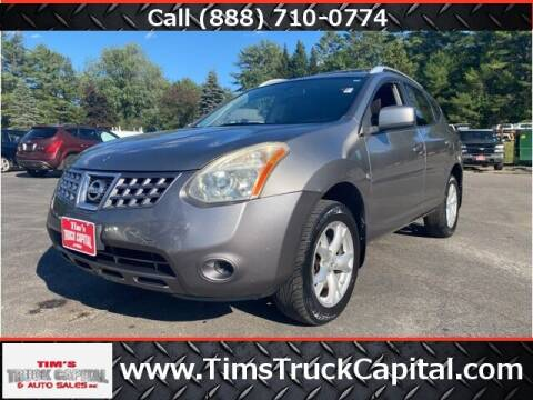 2008 Nissan Rogue for sale at TTC AUTO OUTLET/TIM'S TRUCK CAPITAL & AUTO SALES INC ANNEX in Epsom NH