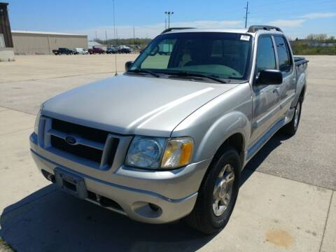 2004 Ford Explorer Sport Trac for sale at Cj king of car loans/JJ's Best Auto Sales in Troy MI