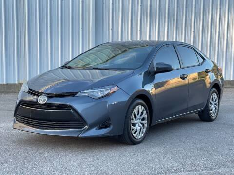 2017 Toyota Corolla for sale at AutoMax of Memphis - V Brothers in Memphis TN