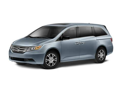 2011 Honda Odyssey for sale at BASNEY HONDA in Mishawaka IN