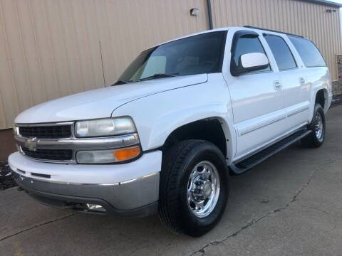 2002 Chevrolet Suburban for sale at Prime Auto Sales in Uniontown OH