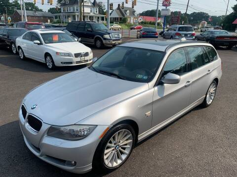 2011 BMW 3 Series for sale at Masic Motors, Inc. in Harrisburg PA