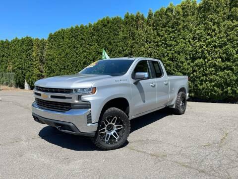 2020 Chevrolet Silverado 1500 for sale at Yaktown Motors in Union Gap WA