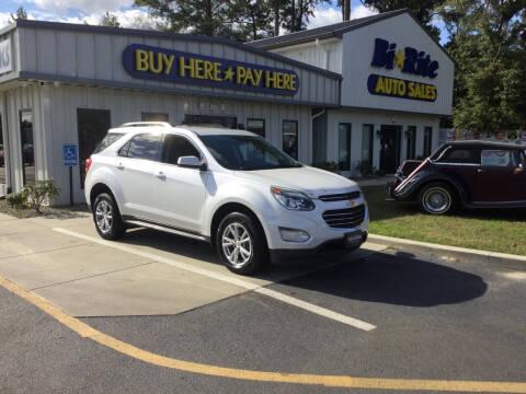 2016 Chevrolet Equinox for sale at Bi Rite Auto Sales in Seaford DE