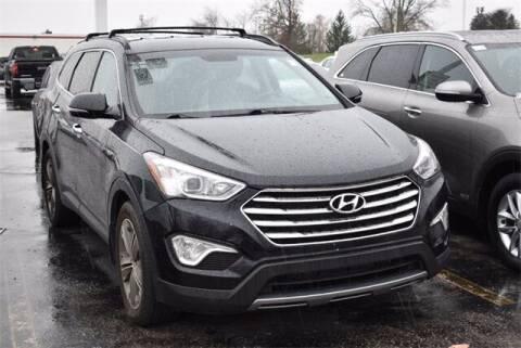 2014 Hyundai Santa Fe for sale at BOB ROHRMAN FORT WAYNE TOYOTA in Fort Wayne IN