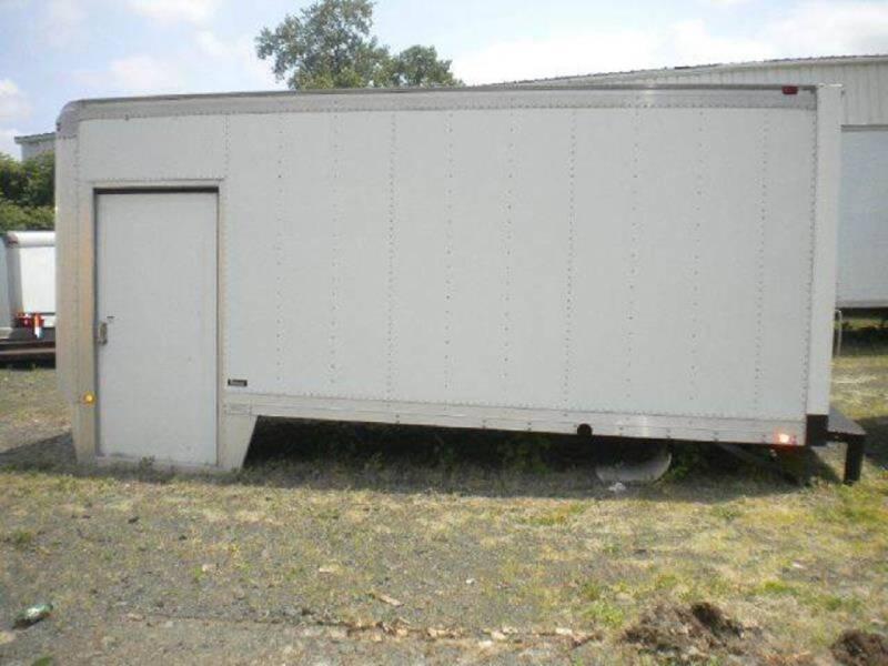2007 Morgan Van Body for sale at Advanced Truck in Hartford CT