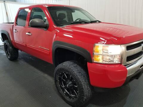 2010 Chevrolet Silverado 1500 for sale at Rick's R & R Wholesale, LLC in Lancaster OH