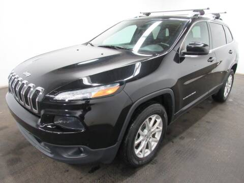 2018 Jeep Cherokee for sale at Automotive Connection in Fairfield OH