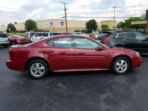 2006 Pontiac Grand Prix for sale at Country Auto Sales in Boardman OH